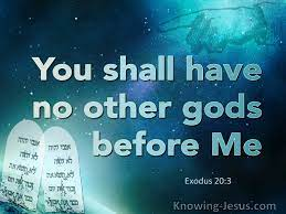 What Does Exodus 20:3 Mean?