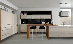 Cream Kitchen Kitchen Cabinets Cream Gloss Quicuacom