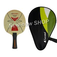 61 secondo clessidra difesa all round table tennis lama per ping pong paddle racket bat con un trasporto libero cassa completa