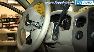 how to remove install steering wheel 2004 08 ford f150 how to remove install steering wheel 2004 08 ford f150