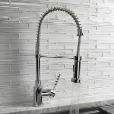 Restaurant Kitchen Faucet The Benefits Of A Pre Rinse Kitchen Faucet Design Necessities