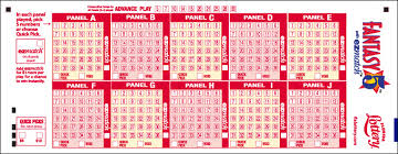 Draw Tickets Template Free Florida Lottery Fantasy 5 How To Play