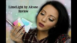limelight by alcone makeup review first impression