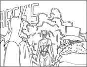 Batman Kleurplaten Gratis Printbare Kleurplaten