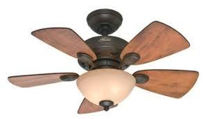 hunter fan company 52090 watson new bronze ceiling fan 34 inch under 90