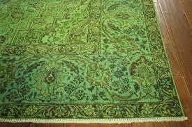 bargain overdyed area rugs blue rug ideas