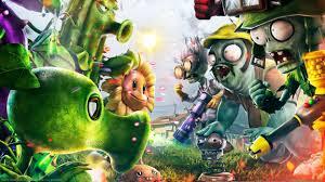 zombie sunflowers plants vs zombies games 3d graphics fantasy sci fi wallpaper