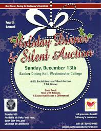 holiday dinner silent auction our house caring for  now in its fourth year our annual holiday dinner and silent auction is fast approaching we hope you will join us on this enjoyable evening as we raise