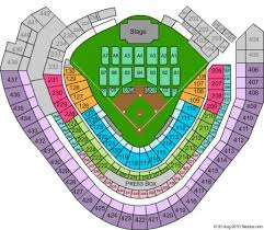 Miller Park Tickets And Miller Park Seating Chart Buy