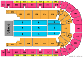 Boardwalk Hall Atlantic City Seating View Orlando Grand