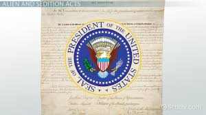 seneca falls convention of 1848 definition summary what is the alien act of 1798 definition overview
