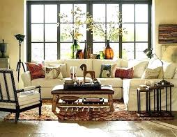 remarkable pottery barn style living. Shocking Pottery Barn Style Leather Sofa . Outstanding Remarkable Living R