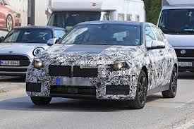 BMW Convertible is the bmw 1 series front wheel drive : 2019 BMW 1 Series With Front-Wheel-Drive Spied For The First Time ...