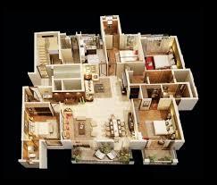 10 spacious four bedroom