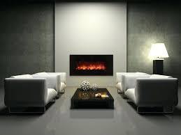 electric contemporary fireplaces contemporary