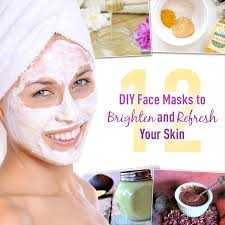 diy facemask recipes