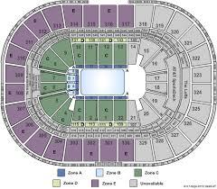 Td Bank Center Seating Chart 65 Comprehensive Td Garden Seating Chart Loge 2