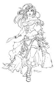 Feruda Ink By Devgear On Deviantart
