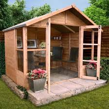 Small Picture 27 best Summerhouse images on Pinterest Garden sheds Summer