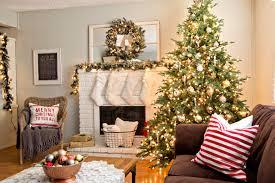 Beautiful Christmas Living Room ...