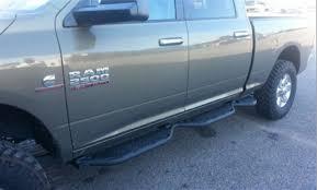 Hammerhead 0316 Running Boards Dodge RAM 2500 2010-2017 Crew Cab ...