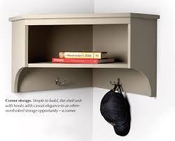 corner shelf project popular