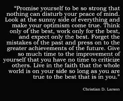 Promise Yourself To Be So Strong Quote Best of Promise Yourself To Be So Strong Quote Blueridge Wallpapers