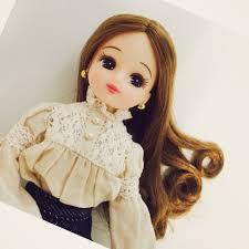 かわいすぎる リカちゃんのヘアアレンジ画像集 Naver まとめ