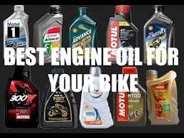 choose engine oil for bike hindi