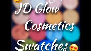Black Owned Business Feature JD Glow Cosmetics YouTube