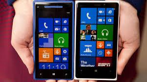 HTC Windows Phone 8X vs. Nokia Lumia ...