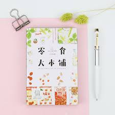 30pcs Lot Cute Japanese Snacks Postcards Kawaii Drawing Diy Greeting