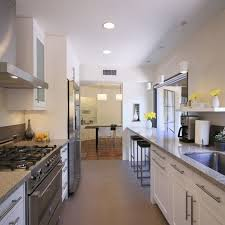 Galley Kitchen Design Ideas, Pictures, Remodel, and Decor - page 3