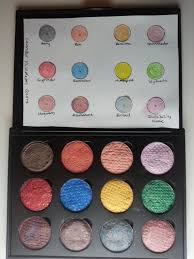 books harry potter themed eyeshadow palette 12 shades on etsy 25 00