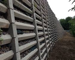Small Picture Permacrib Timber Crib Retaining Walls Phi Group