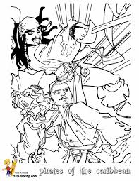 Free pirate coloring of disney pirates of the caribbean. Pirates Caribbean Coloring Pages Pirates Of The Caribbean Free