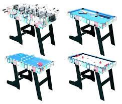 4 in 1 foosball table hockey game . In Foosball Table Multi Game
