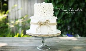 Simple 2 Tier Wedding Cakes Sample 8 2 Tier Rustic Wedding Cakes