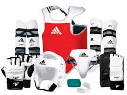 Adidas Chest Protector Sizing Chart Adidas Deluxe Sparring Gear Set