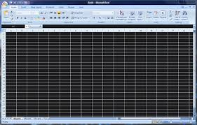 Excel Themes Problem With Glass Theme Affecting Ms Ofice Excel Solved Windows