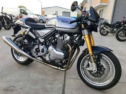 norton 961 cafe racer 1 of 12only 1 available