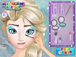 elsa makeup disney elsa frozen games make up games for s