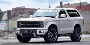 ford new car releaseThank You Donald Trump 2017 Ford Bronco Release Scheduled