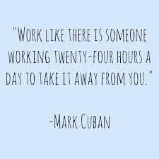 Work Quotes Of The Week Quotes