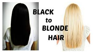 Bleach Hair Time Chart How To Bleach Hair At Home Safely All About The Gloss