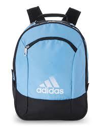 Adidas Backpack Light Blue Light Blue Black Striker Team Backpack