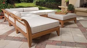 trend in outdoor furniture materials
