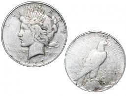 1923 Peace Silver Dollar Value Chart 1923 Peace Silver Dollar Coin 40 10 Survivalmoney