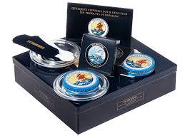 cristal caviar initiation gift box