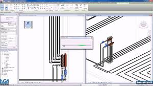 Hydronic Heating Design Software Heating System Design Hydraulic Balancing In Revit R